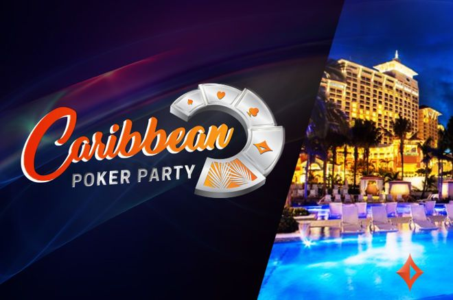фестиваль Caribbean Poker Party
