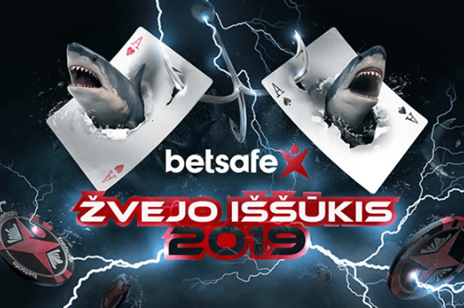 Betsafe Žvejo Iššūkis 2019
