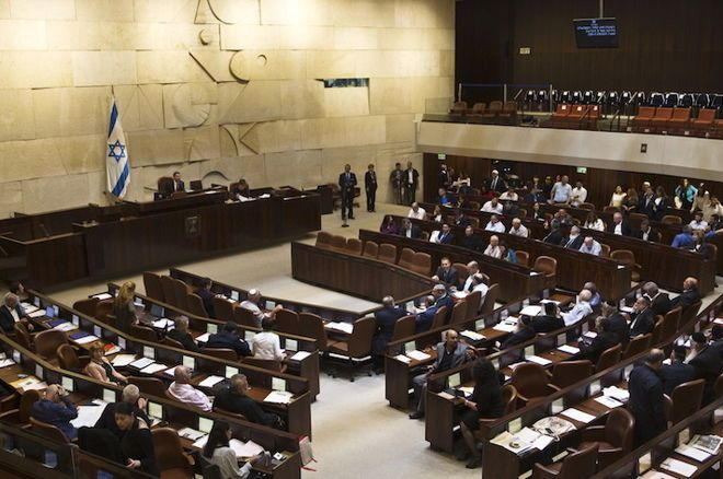 The Israeli Knesset may soon look to pass poker legislation.