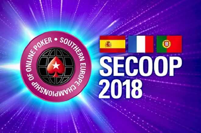 SECOOP 2018 - PokerStars