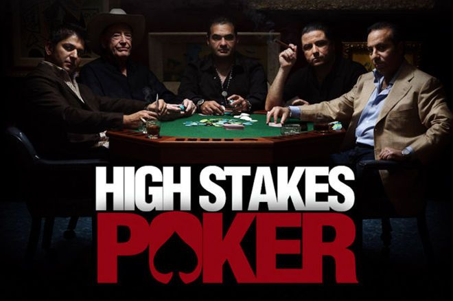 High Stakes Poker episodes on YouTube