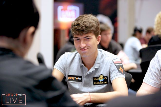 partypoker Pro Urbanovich Tops Counts in Caribbean Poker Party Main Event