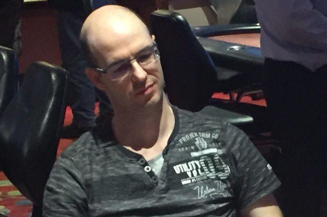 Vadim Rozin Bags the Lead in Day 1c of the Seneca Fall Poker Classic Main Event