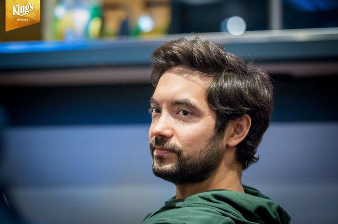 Timothy Adams WSOP Europe