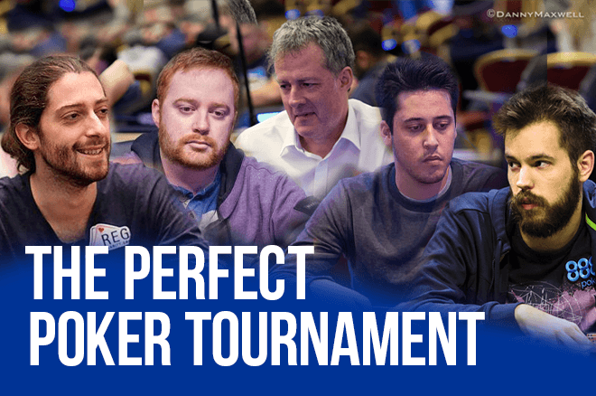 Igor Kurganov, Niall Farrell, Dara O'Kearney, Adrian Mateos, and Dominik Nitsche on what makes the perfect poker tournament