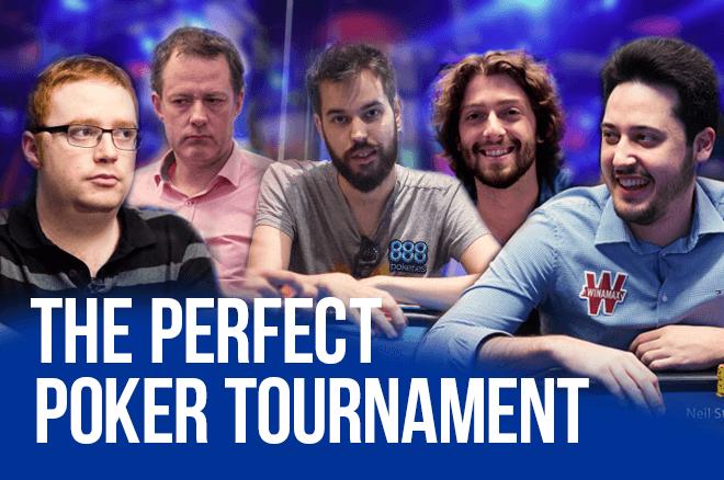 Igor Kurganov, Niall Farrell, Dara O'Kearney, Adrian Mateos, and Dominik Nitsche on what makes the perfect poker tournament
