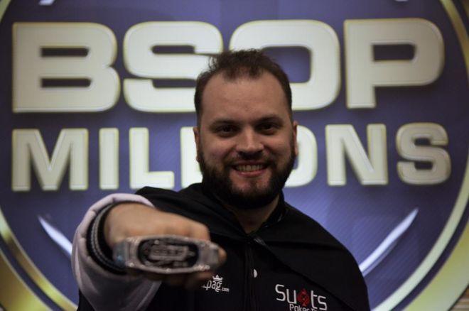 Saulo Sabioni - Campeão Brasileiro de Poker 2018