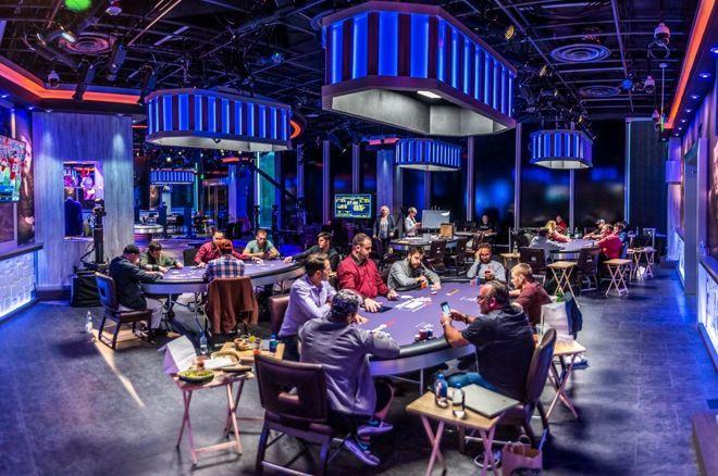 Turniej Pokerowy na żywo