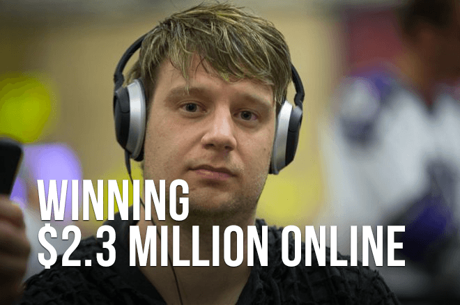 Pim de Goede won $2.3 Million in the partypoker MILLIONS Online