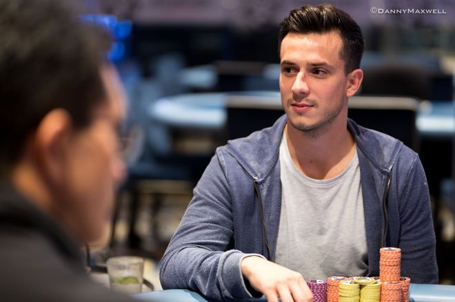 Alex Lynskey Bags Top Three Stack at the End of Day 1C