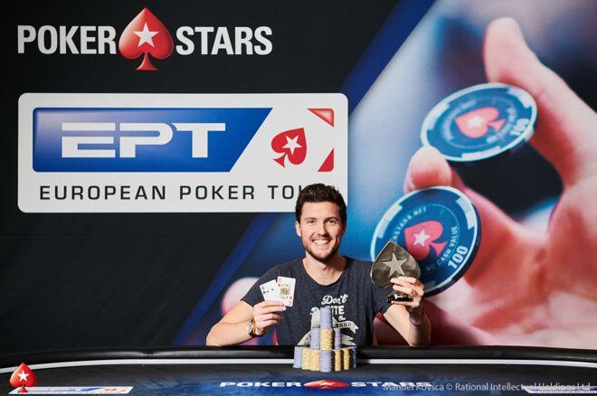 Thomas Boivin Wins EPT Prague €25,000 Single-Day High Roller for €375,520