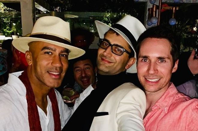 Poker Social: il Compleanno di Antonio Esfandiari, Elky si Sposa & i Mizrachi in Sudafrica