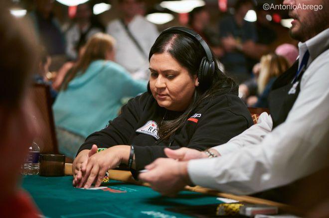 Aleeyah Jadavji won the poker media Platinum Pass.