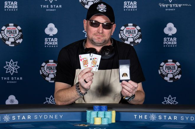 Robert Sutherand Wins The First World Series of Poker Short Deck Event for $37,152