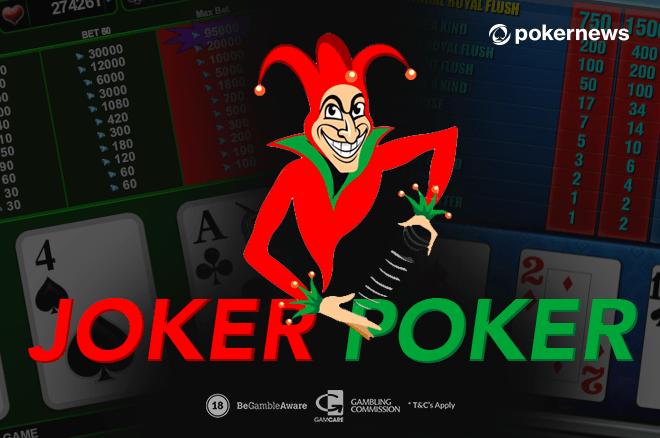 Free Joker Poker Games