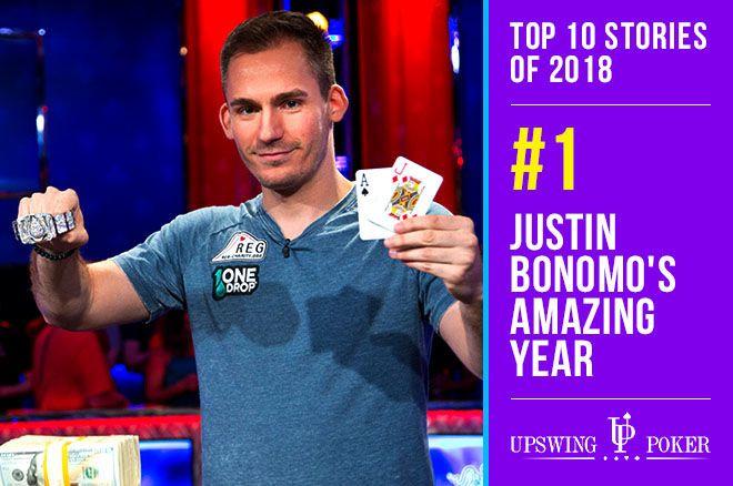 Top 10 Stories of 2018, #1: Justin Bonomo's $25 Million Year