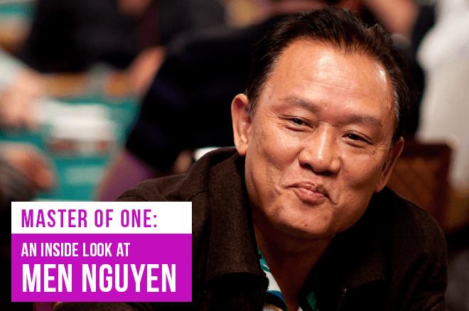"Men ""The Master"" Nguyen"