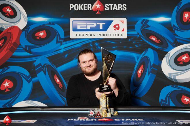 Henrik Hecklen Wins PokerStars EPT Prague €10,300 High Roller for €503,700