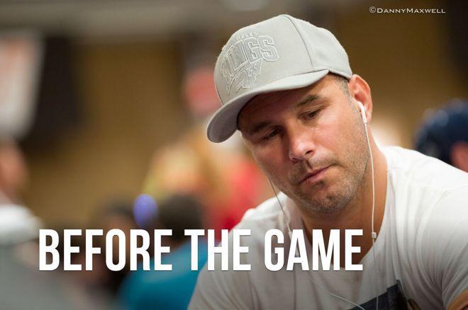 Before the Game: Steve Watts