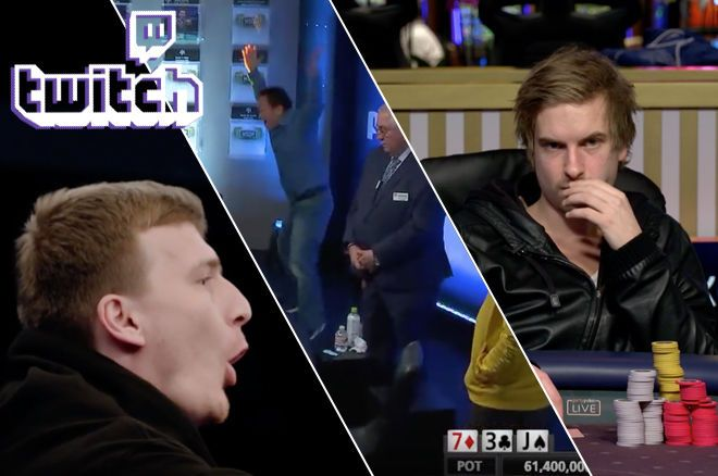 The Best Clipped Videos from Twitch Poker in 2018