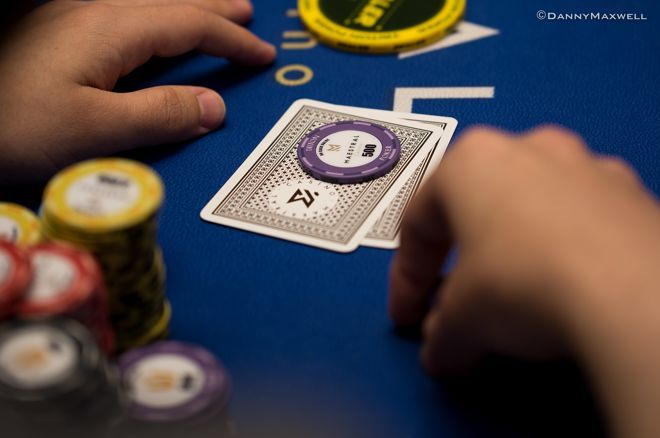Avoid Playing Weak Flush Draws Too Aggressively in Multi-Way Pots