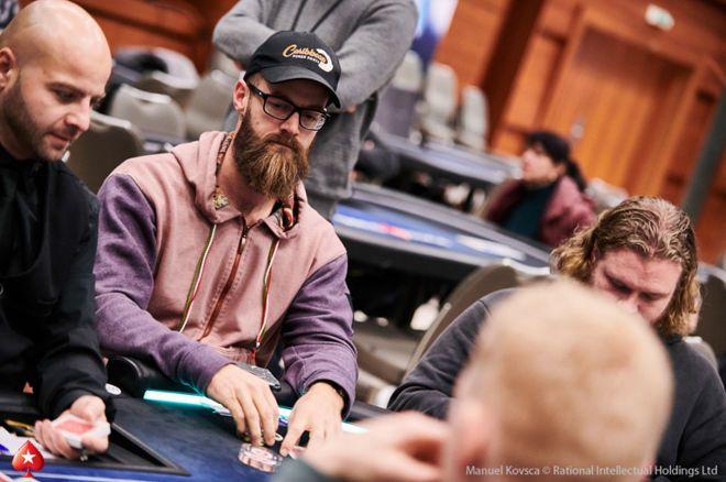 PokerStars Players Championship - Van Zadelhoff, Boeken en Veldhuis met grote stacks door in recordbrekend event