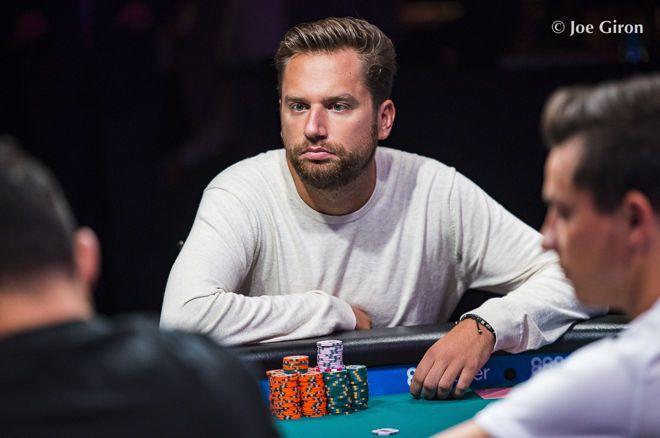 PokerStars Players Championship - Raemaekers, Tazelaar, Knoppers & Lybaert naar Dag 3