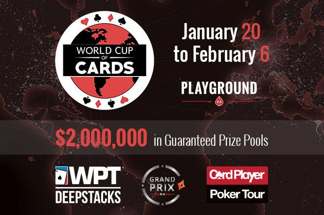 The World Cup of Cards Returns to Playground
