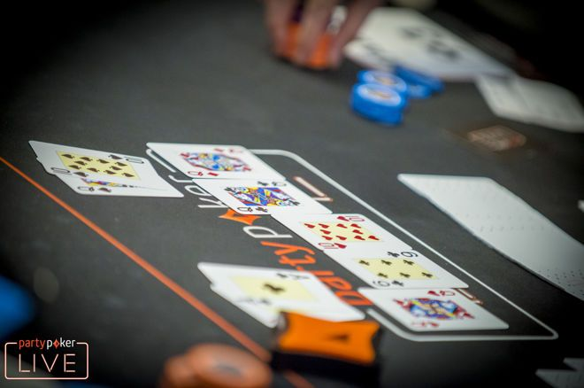 Eliminate the Black Poker Cloud