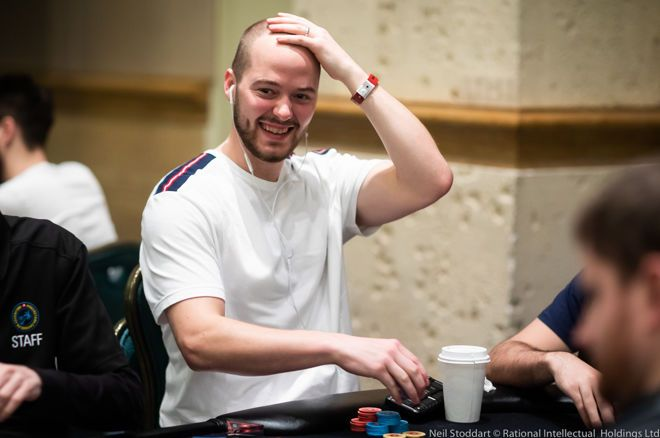 Sean Winter Wins $25,000 Single-Day High Roller for $495,210