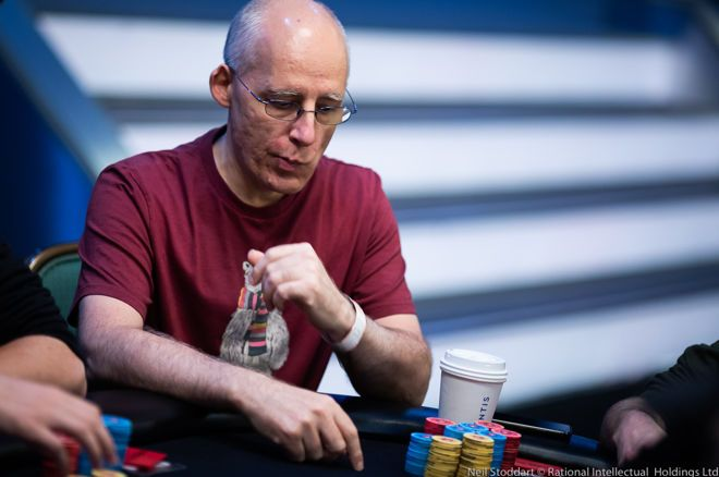 Talal Shakerchi has made two huge final tables at the 2019 PCA.