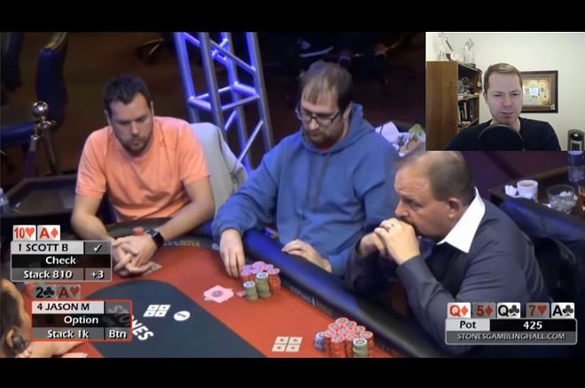 Jonathan Little's Weekly Poker Hand: Errors Small Stakes Players Make