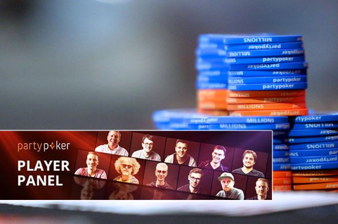 partypoker Announces Inaugural Player Panel
