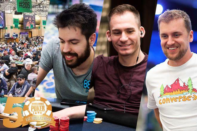 Dominik Nitsche, Justin Bonomo, Ryan Riess