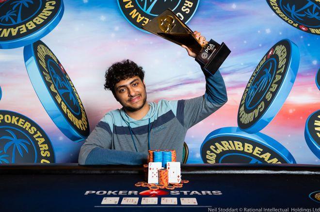 Martin Zamani Scores Big! Wins 2019 PCA $25,000 High Roller for $895,110