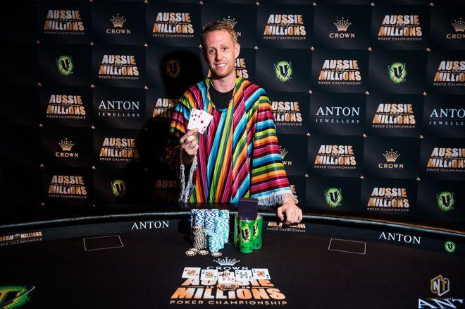 8 Game Champion Michael Gathy
