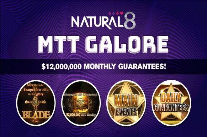 Natural8 Offers $12 Million in Monthly Guarantees 0001