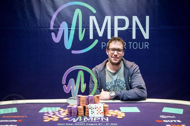 Luke Martin Wins MPN Poker Tour Tallinn for €49,000