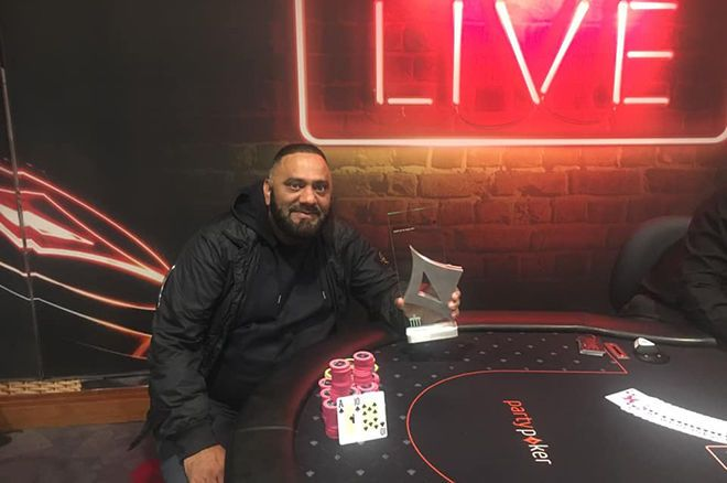 Wadey Ashraf Triumphs At Dusk Till Dawn Grand Prix Pokernews