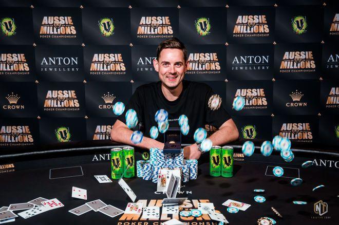 Toby Lewis Wins 2019 Aussie Millions AU$50,000 Challenge for AU$818,054
