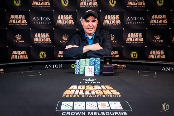 Cary Katz Wins 2019 Aussie Millions AU$100,000 Challenge for AU$1,481,760
