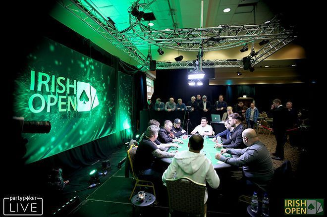 Irish Open 2019 програма и онлайн сателити