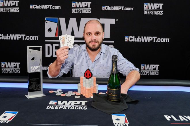Martin Gaudreault-Remillard won just over $140,000 at WPTDS Montreal.