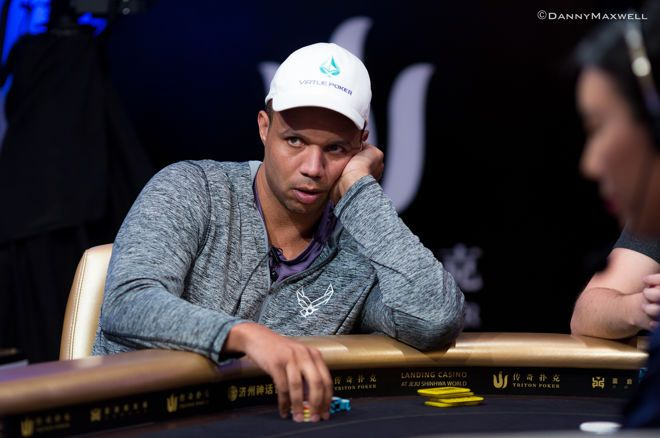 Phil Ivey's assets will reportedly be seized in Nevada.