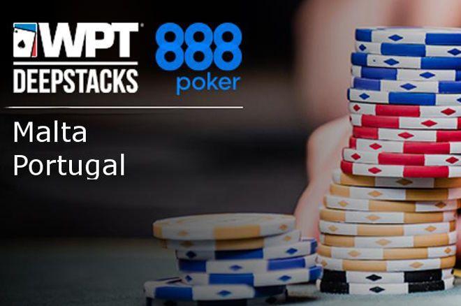 888poker WPTDeepStacks em Portugal