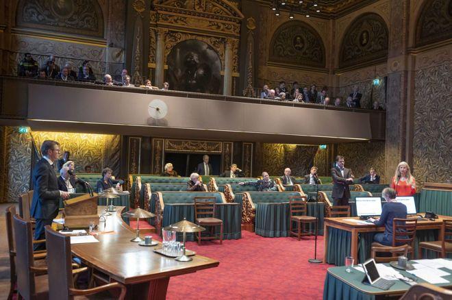 """Dinsdag 19 februari stemt de Eerste Kamer over """"Wet kansspelen op afstand"""""""