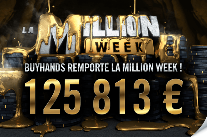 Replay : Un Espagnol encaisse 125.813€ sur la Million Week, Kitbul 20e 0001