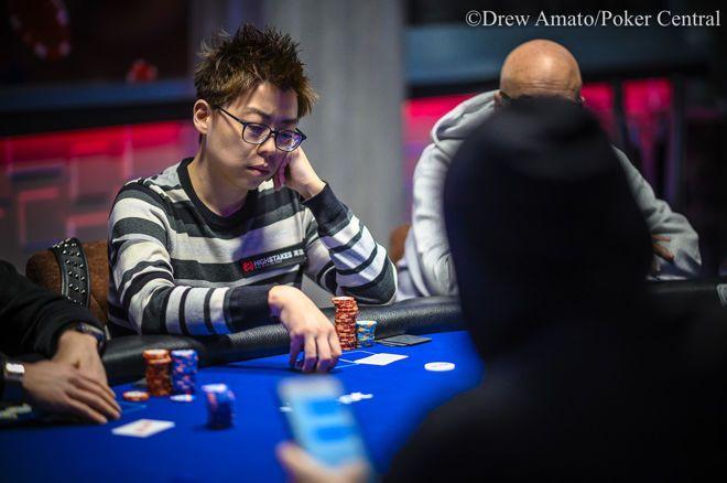 Joseph Cheong Leads US Poker Open $10k Final Table