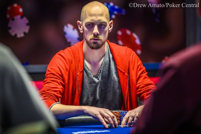 Stephen Chidwick leads another US Poker Open final table.