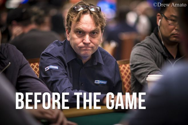 Neil Channing turned to poker and found success at the WSOP.